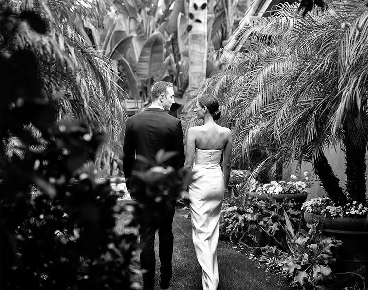 Jacqueline Schulze Weitzen wedding photo