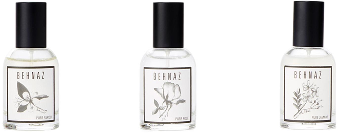 Behnaz Fragrance Flight
