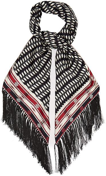 gabriela hearst scarf