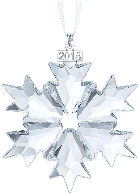 Swarovski           Annual Edition Ornament 2018