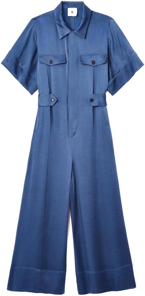 G. LABEL Shirley Short-sleeve jumpsuit