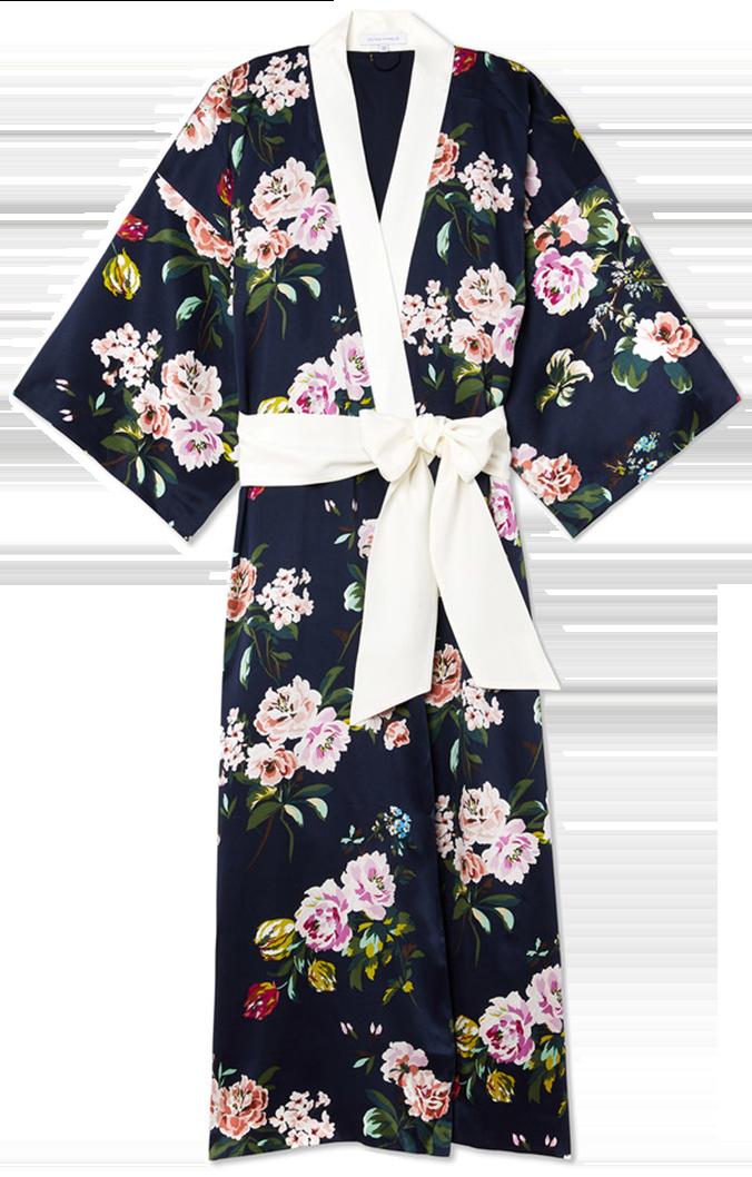 OLIVIA VON HALLE robe