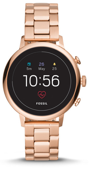 Fossil Rose-Gold Watch