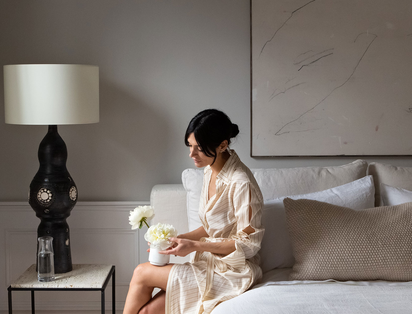 Athena calderones secrets for creating the warmest coziest most inviting guest room ever