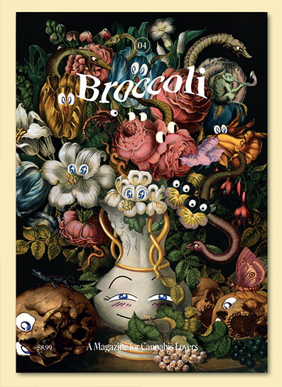 Broccoli weed magazine