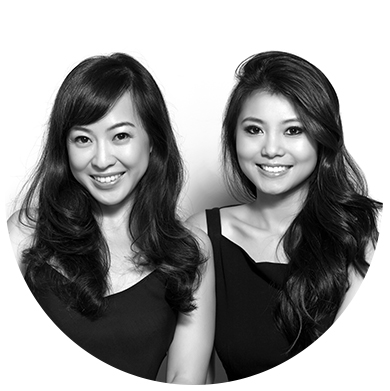 Coral Chung and Wendy Wen