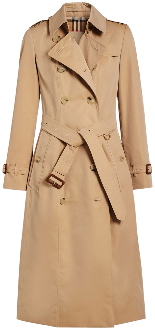 BURBERRY trench coat