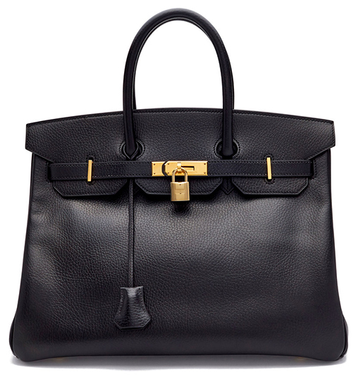 WHAT GOES AROUND COMES AROUND hermès birkin 35
