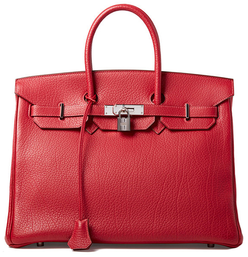 WHAT GOES AROUND COMES AROUND hermès birkin bag