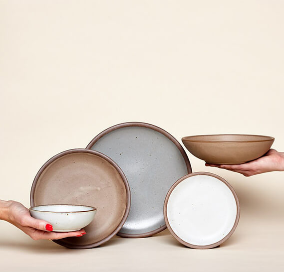 east fork pottery set