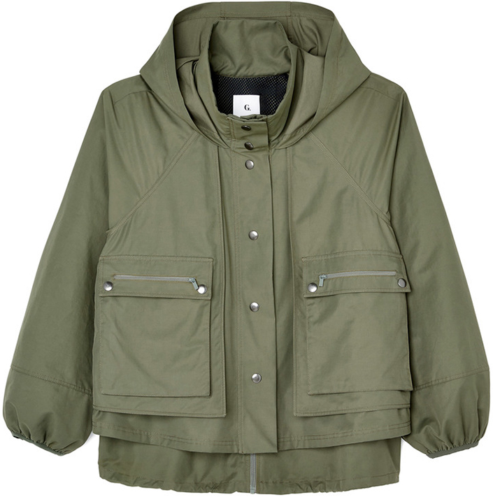 G. SPORT utility performance jacket
