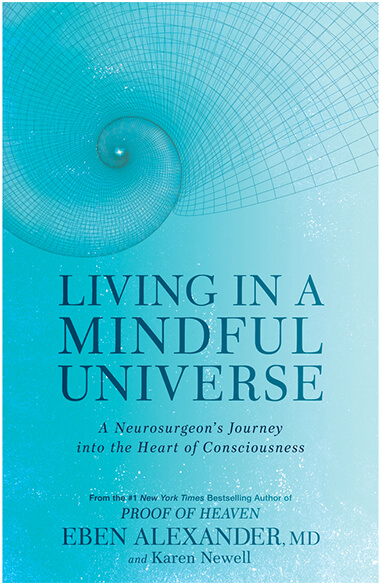 living in a mindful universe