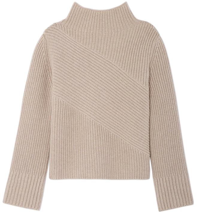 G. Label Keane Funnel Neck Sweater