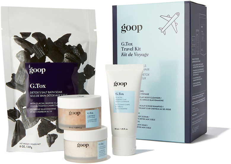 goop Body G.Tox Travel Kit