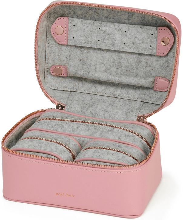 goop Exclusive Leather Bento Box, Personalized