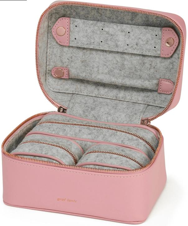 goop Exclusive Leather Bento Box, Personalized