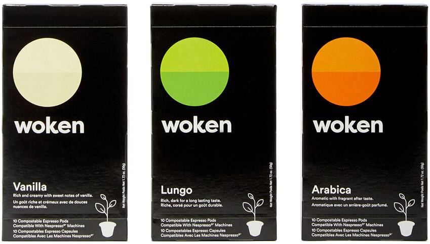Woken Exclusive Mix Cabsules Goop