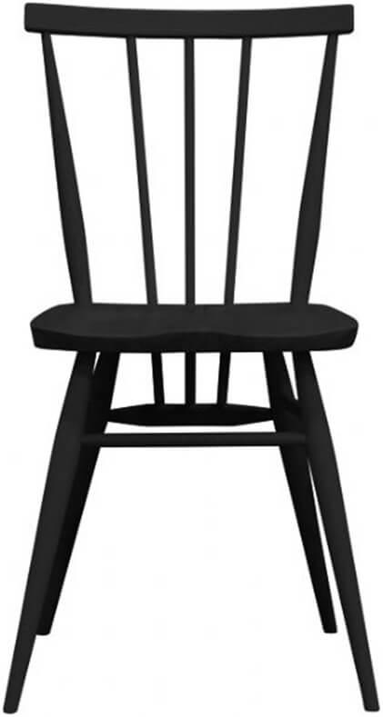 Ercol Chair Black