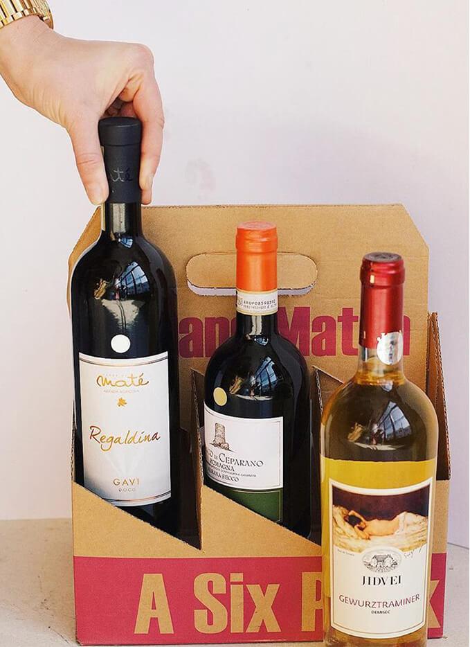 Vinovore the Wolfpack Wine Club