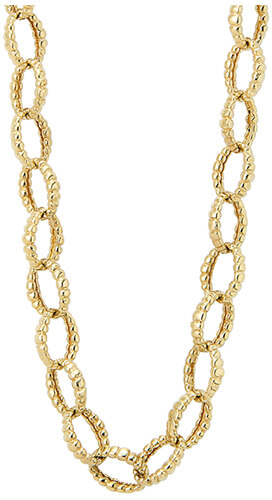 Lagos Gold Link Necklace
