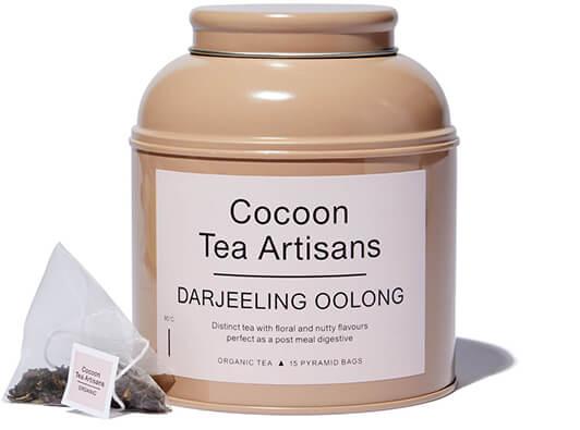 Cocoon Tea Artsians Darjeeling Oolong Tea