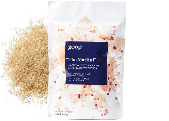 Goop Body The Martini Emotional Detox Bath Soak
