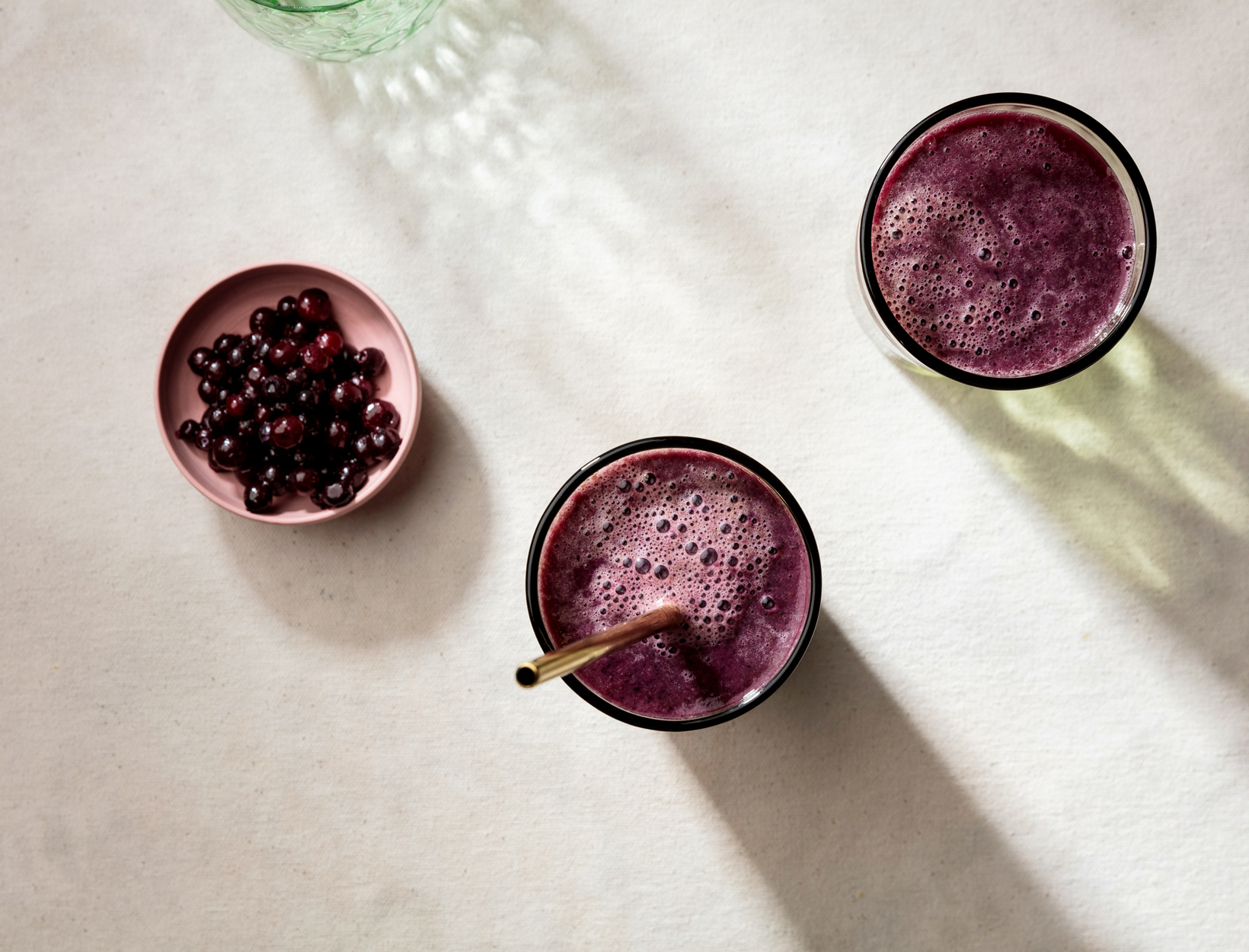 Sweet Heat Detox Smoothie