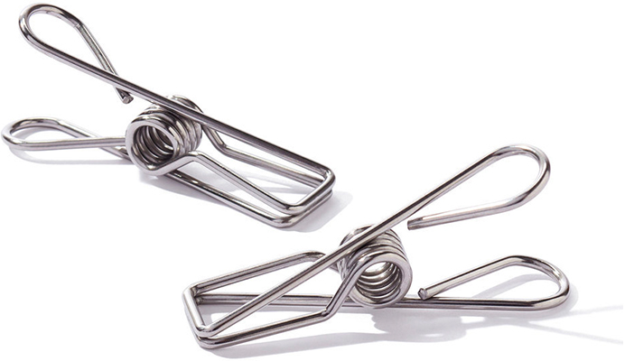 Onyx STAINLESS STEEL CLIPS