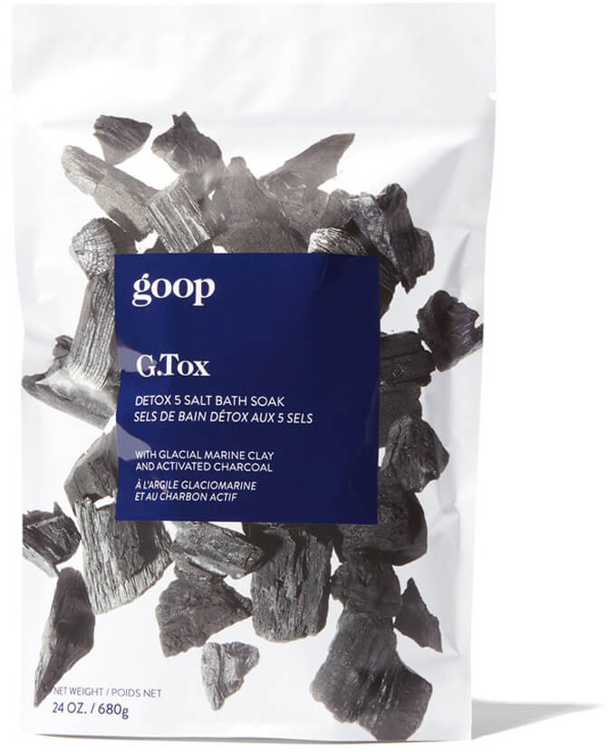 G.Tox Detox 5 Salt Bath Soak