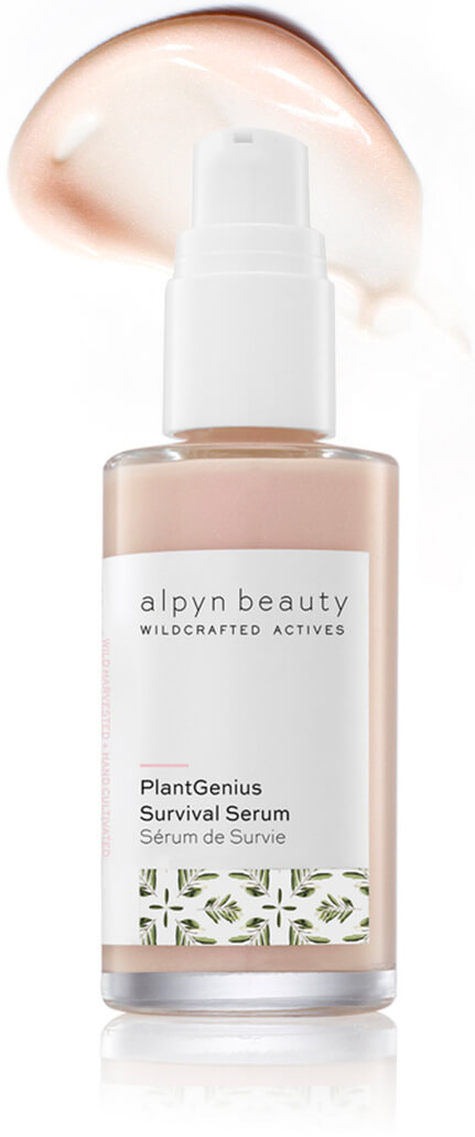 Alpyn Beauty Plantgenius Survival Serum