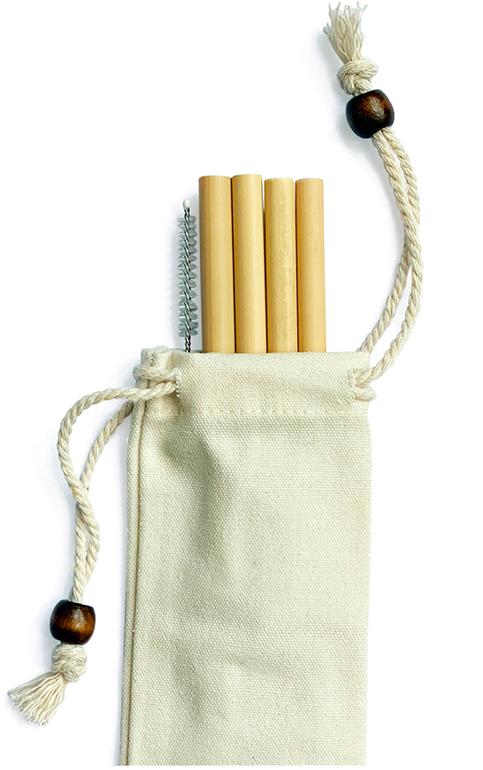 Bamboo Straw Girl         goop Exclusive Bamboo