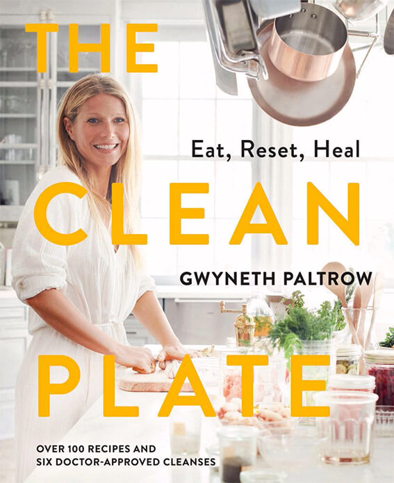 goop Press The Clean Plate by Gwyneth Paltrow