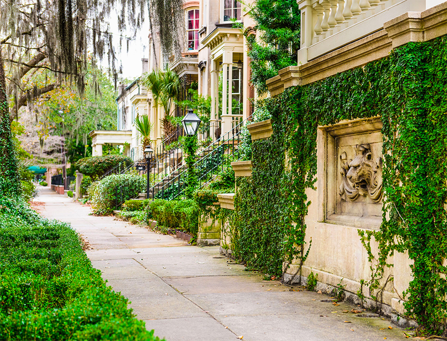 Travel Guide Savannah, Georgia