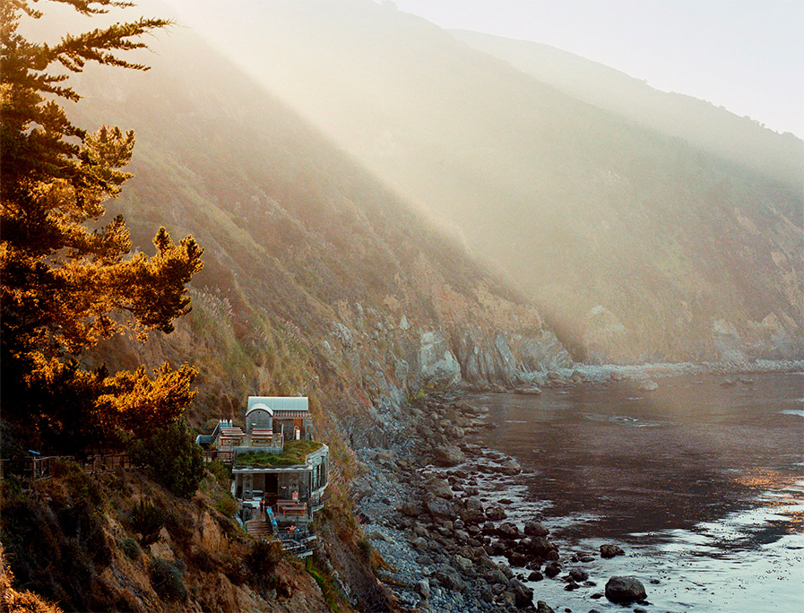 Travel Guide Big Sur