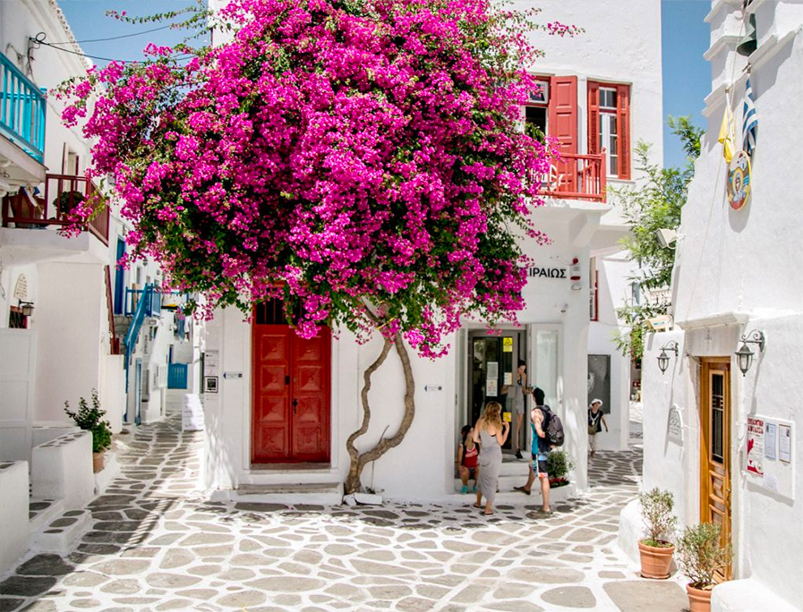 Travel Guide for Cyclades, Greek Islands