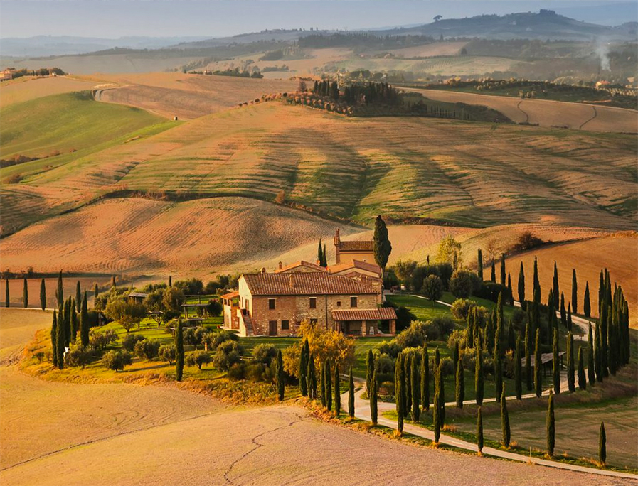 Travel Guide for Tuscany, Italy