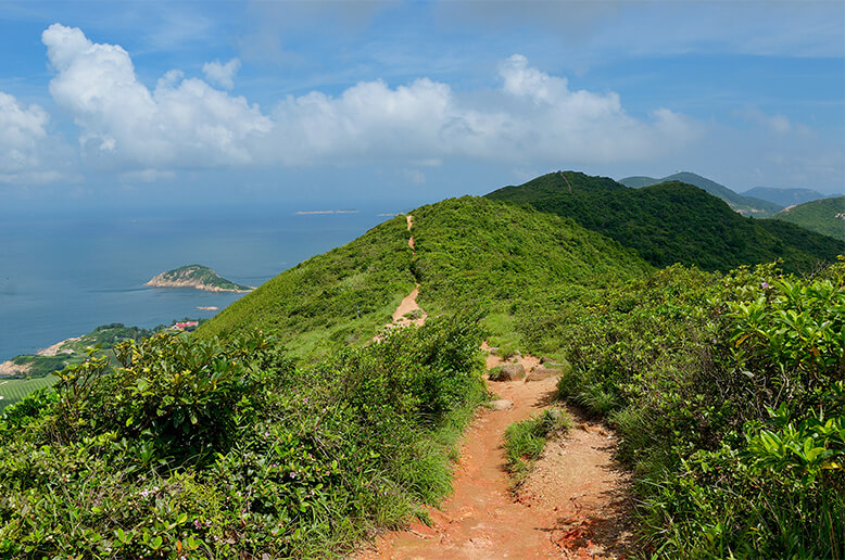 Dragon's Back Hike Hong Kong