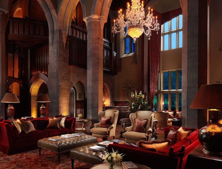 Adare Manor <br><em>County Limerick, Ireland</em>