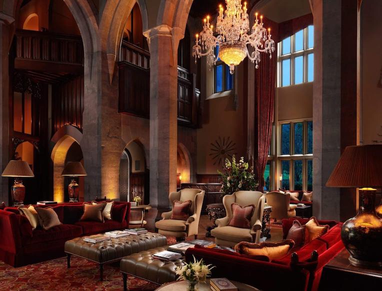 Adare Manor <br><em>County Limerick, Ireland</em>