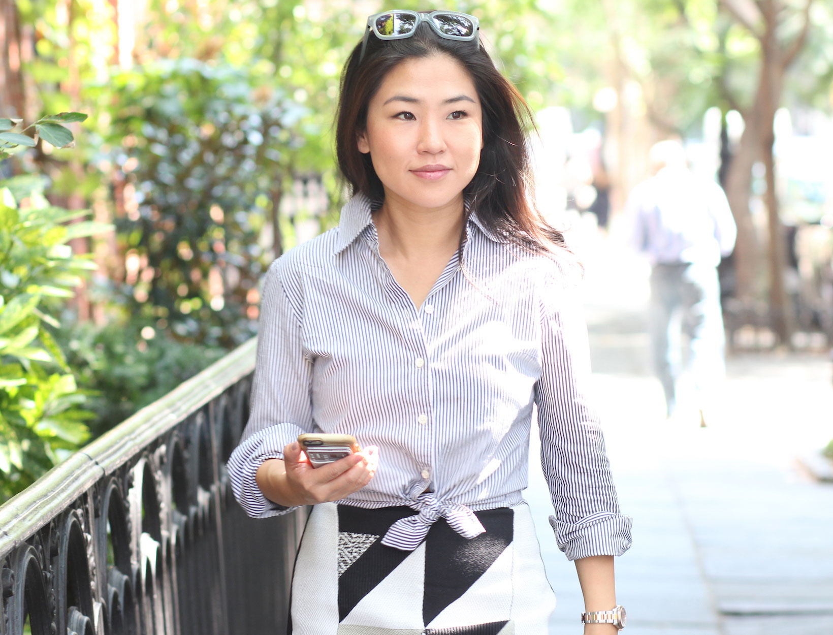 a1167df87e3 A Day in the Life  17 Hours with Jennie Baik