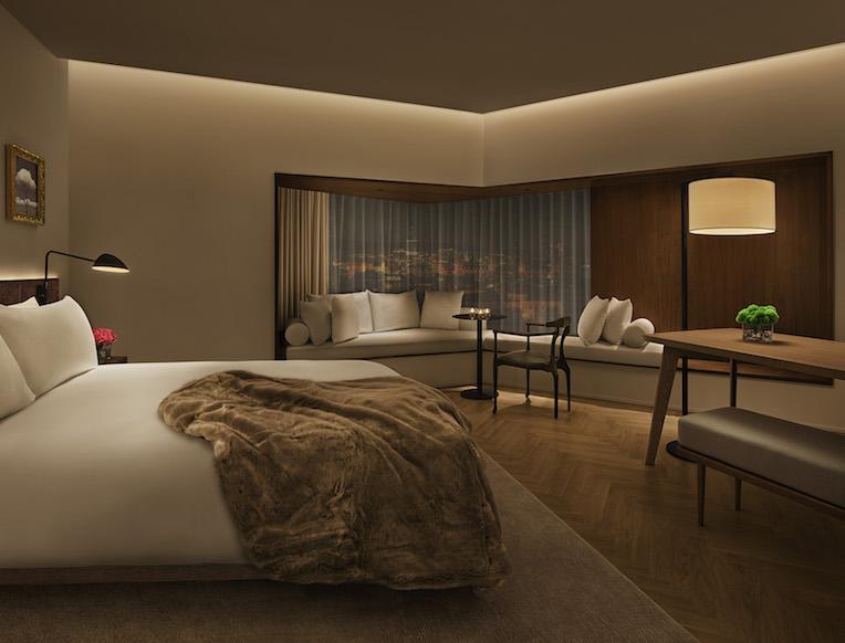 Edition Hotel  <br><em>Barcelona, Spain</em>