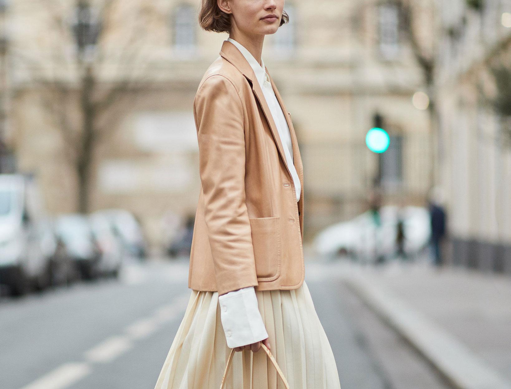 Fashion Uniform Winter