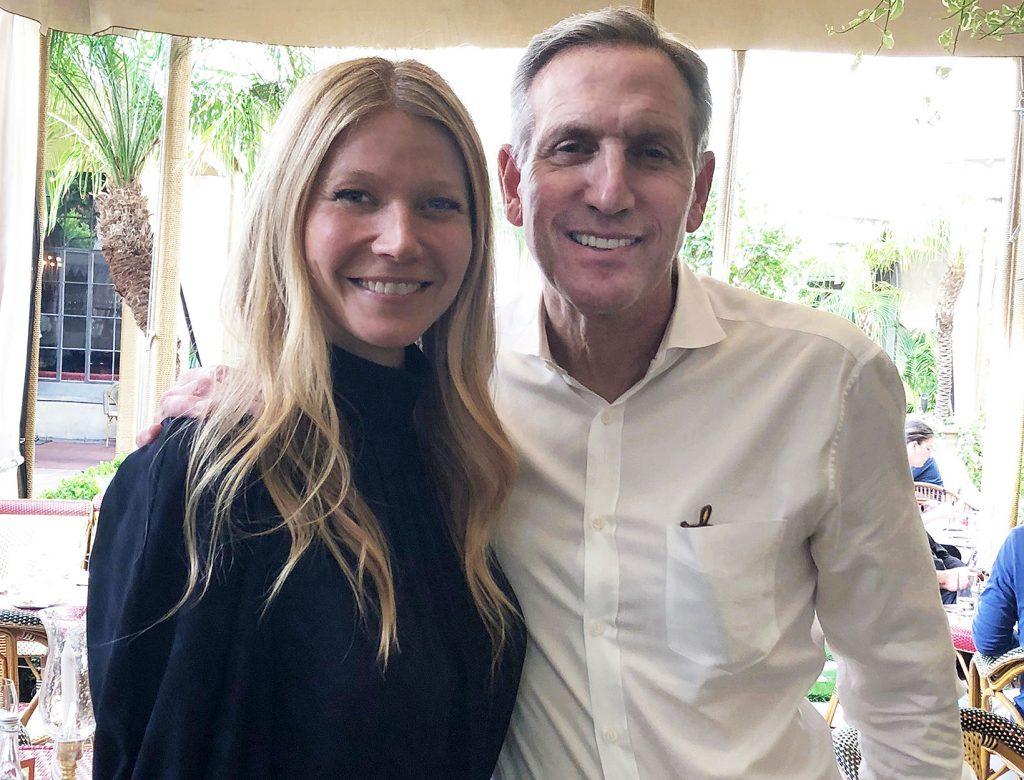 Gwyneth x Howard Schultz: On the Entrepreneur's Dream | Goop