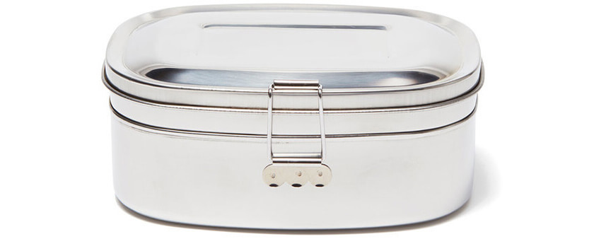 Onyx 2-Layer Steel Sandwich Box