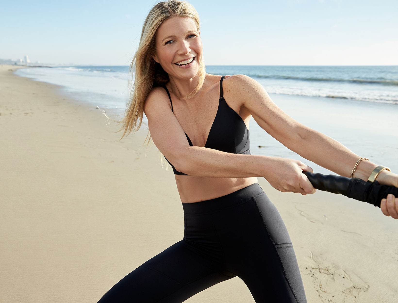 Gwenyth Paltrow in G. Sport