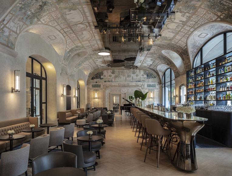 Hotel Lutetia <br><em>Paris, France</em>