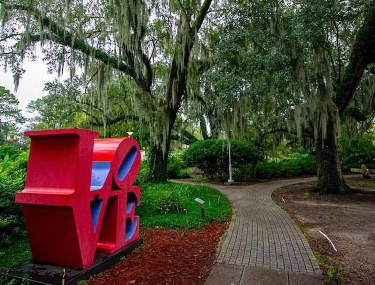 Sydney and walda besthoff sculpture garden goop - Sydney and walda besthoff sculpture garden ...