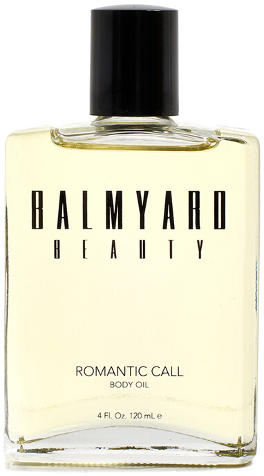 Balmyard Beauty Romantic Call Body Oil