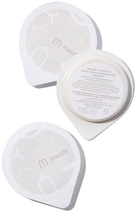 Maude Rise Latex Condoms 10-Pack