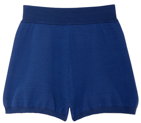 Nagnata Yoni High-Rise Shorts